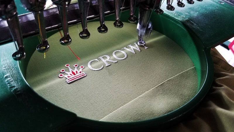 Direct Embroidery